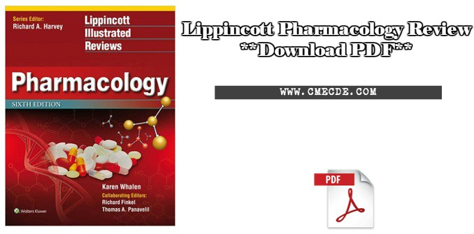 Lippincott Pharmacology Pdf 2015