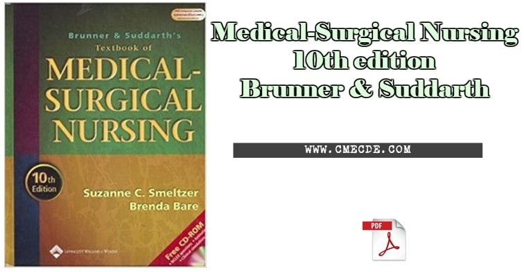 Medical surgical nursing 10th edition brunner suddarth download medical surgical nursing 10th edition brunner suddarth fandeluxe Image collections