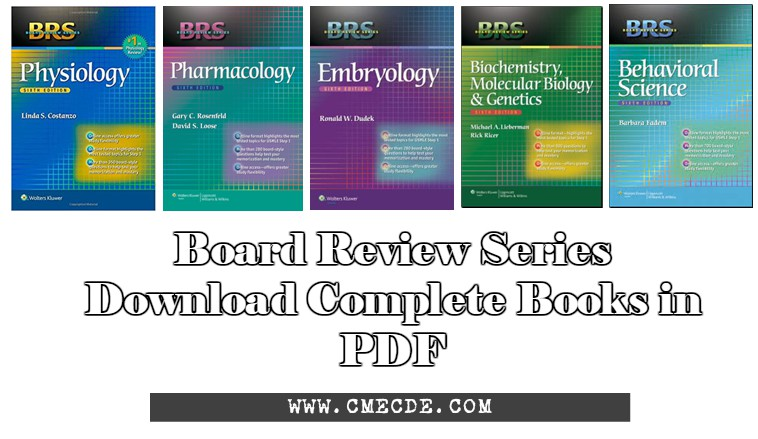 Download BRS Complete Series (Download PDF) | CME & CDE