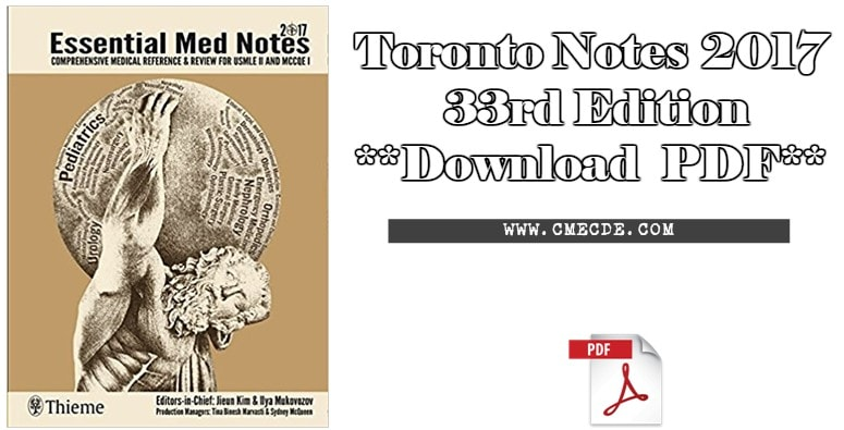 Notes ebook toronto how to download