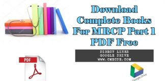 Mrcp study material cme cde download complete books for mrcp part 1 pdf free fandeluxe Gallery