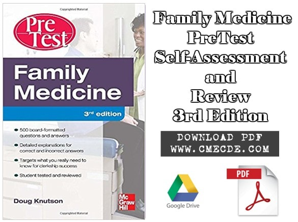 Download Medicine PreTest Self-Assessment and Review 14th Edition
