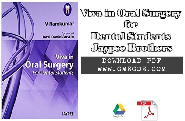 Download Viva in Oral Surgery for Dental Students Jaypee