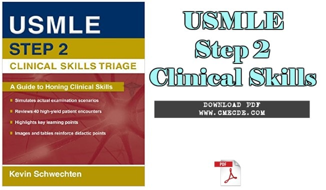 Download USMLE Step 2 Clinical Skills Triage PDF – A Guide