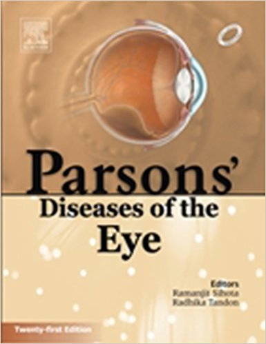 Download Parsons' Diseases of The Eye 21st Edition PDF Free