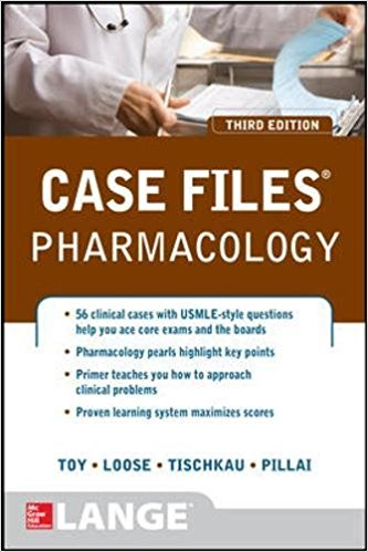 Download Case Files Pharmacology 3rd Edition PDF Free – CME & CDE