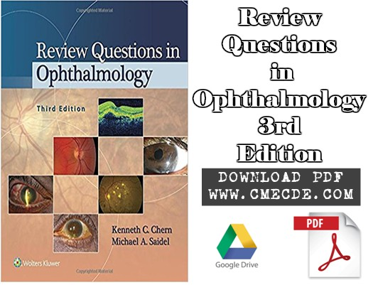 Download Review Questions in Ophthalmology 3rd Edition PDF Free