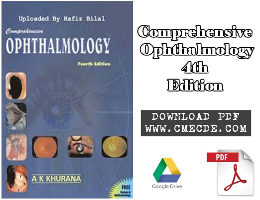 Download Comprehensive Ophthalmology 4th Edition PDF Free