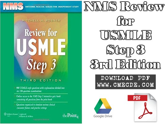 Download NMS Review for USMLE Step 3 3rd Edition PDF Free