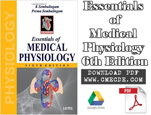 Download Essentials of Medical Physiology 6th Edition PDF Free – CME ...