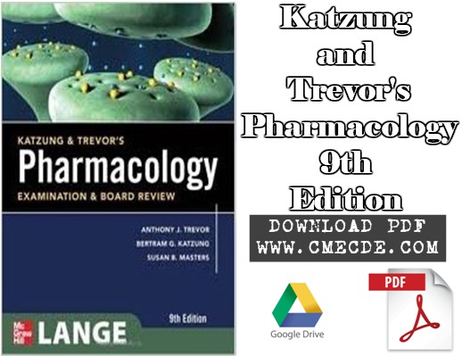 Download katzung trevors pharmacology 9th edition pdf free cme katzung trevors pharmacology 9th edition fandeluxe Choice Image