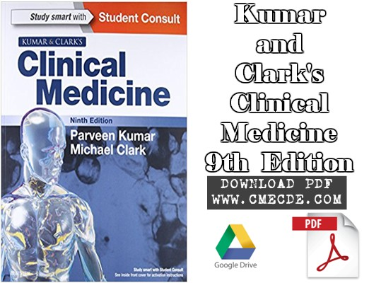 Download Kumar and Clark's Clinical Medicine 9th Edition PDF