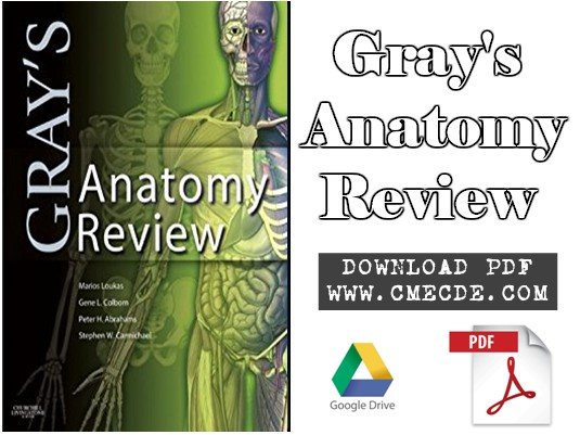 Download Grays Anatomy Review Pdf Free Cme Cde