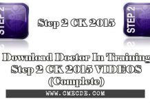 Download Doctor In Training Step 2 – 2011 Free – CME & CDE