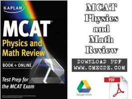 Download mcat preparation books cme cde download mcat physics and math review pdf free fandeluxe Images