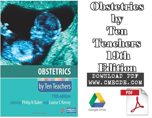 Download Obstetrics by Ten Teachers 19th Edition PDF Free