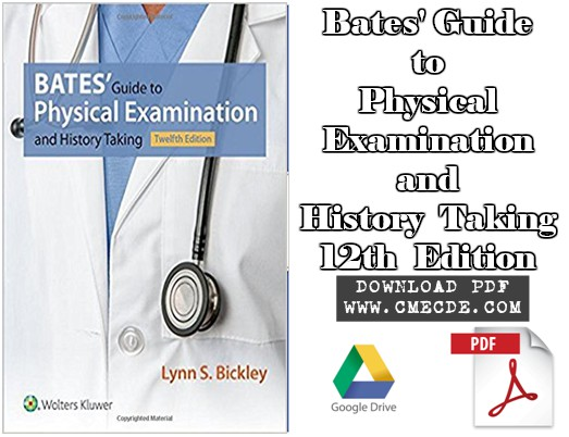 Download Bates' Pocket Guide to Physical Examination and ...