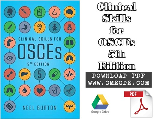 Download Clinical Skills for OSCEs 5th Edition PDF Free