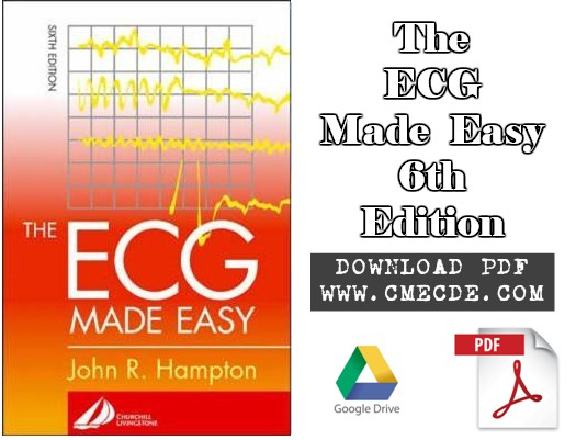 download the ecg made easy 6th edition pdf free cme cde