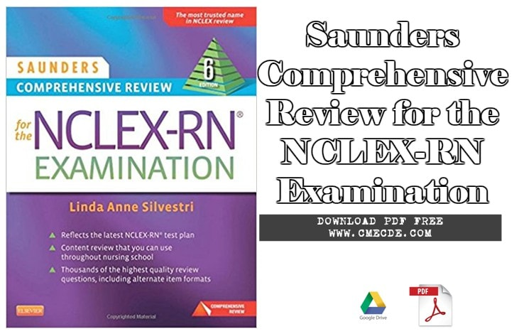 Saunders Comprehensive Review for the NCLEX-PN Pdf Free Download