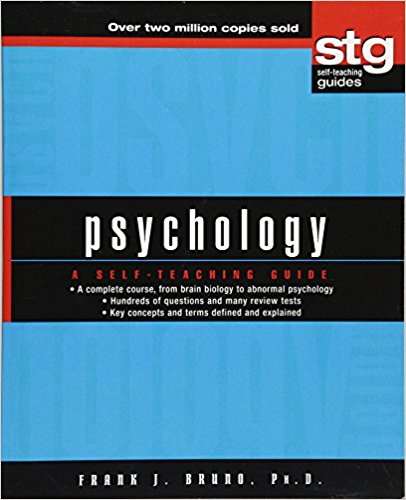 Psychology – A Self-Teaching Guide Download PDF Free (Direct Links