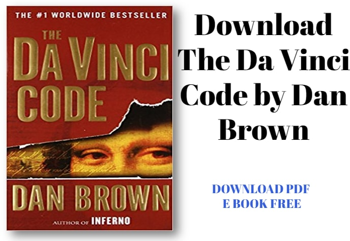 dan brown da vinci code ebook free download