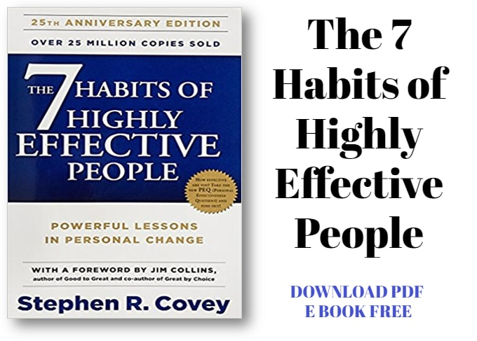 the 7 habits of highly effective people download pdf free direct