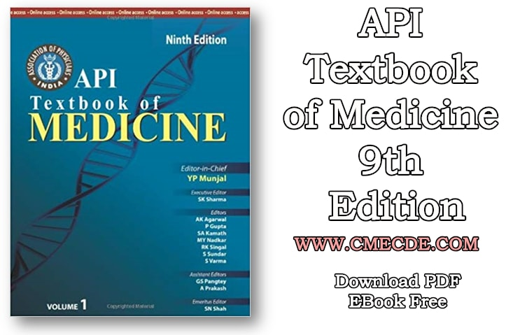 Api-textbook Of Medicine Pdf