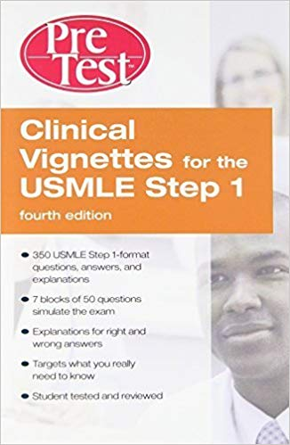 Download Clinical Vignettes for the USMLE Step 1 PreTest Self