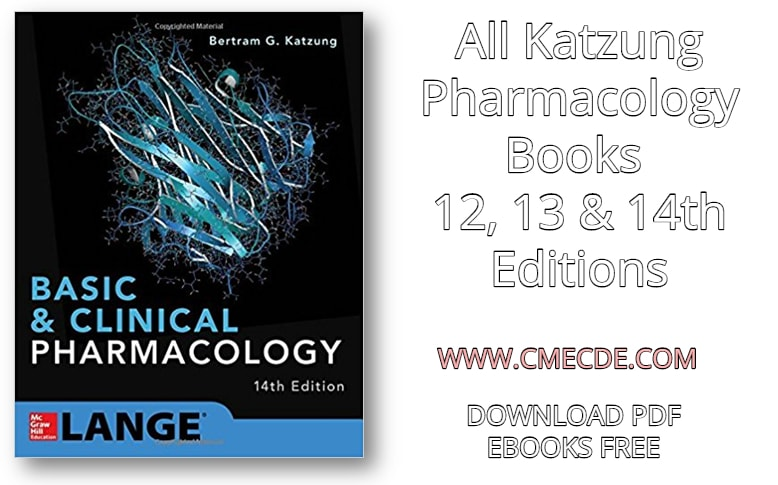 Download All Katzung Pharmacology Books (12, 13, and 14th Editions ...