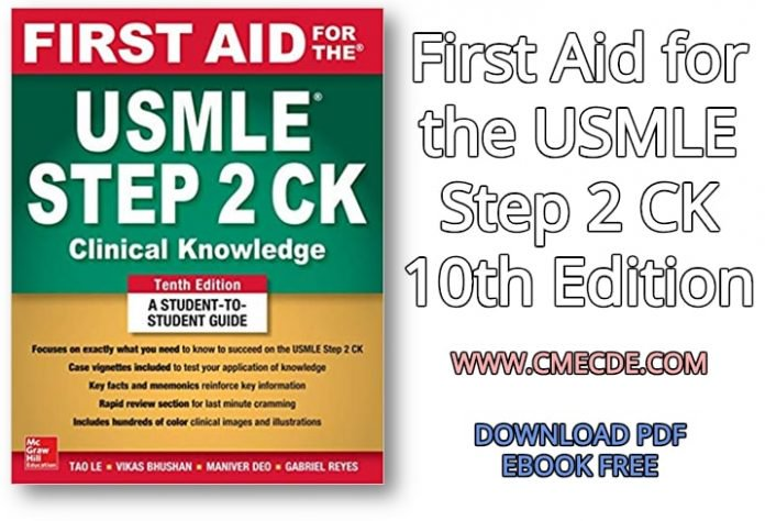 Download First Aid for the USMLE Step 2 CS 5th Edition PDF