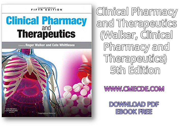 Book clinical pharmacy and therapeutics 6e pdf free download.