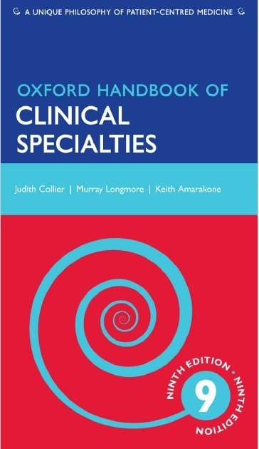 Download Oxford Handbook of Clinical Specialties 9th Edition