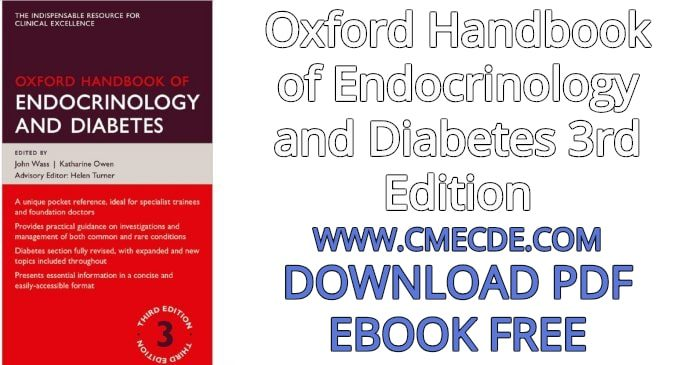 Download Oxford Handbook of Endocrinology and Diabetes 3rd