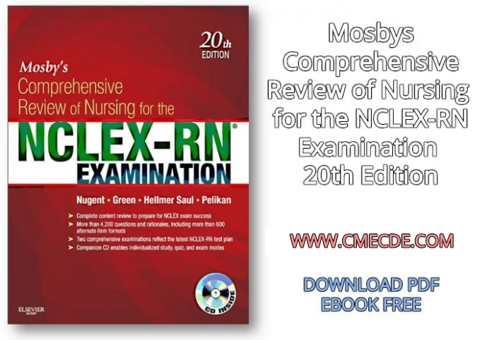 For free nclex-rn ebook saunders comprehensive download review