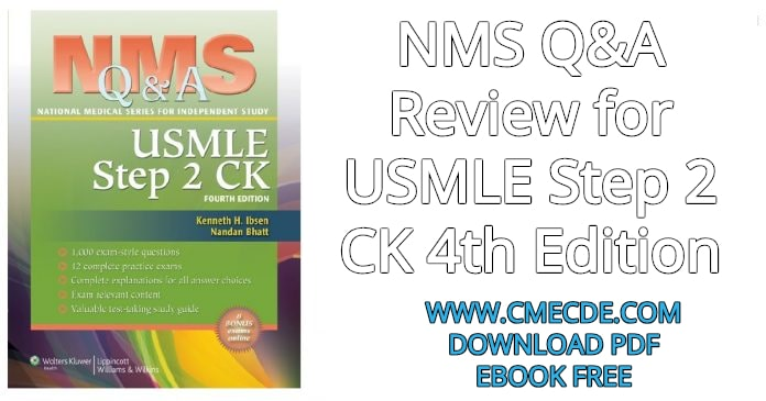 Download NMS Q&A Review for USMLE Step 2 CK 4th Edition PDF Free