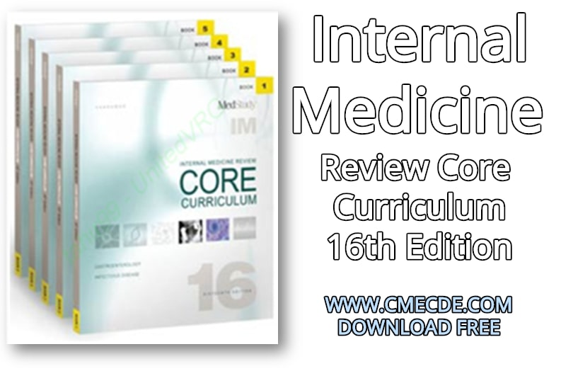 Download Internal Medicine Review Core Curriculum, 16th