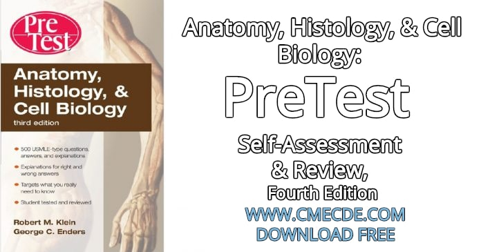 Download Anatomy, Histology, & Cell Biology: PreTest Self