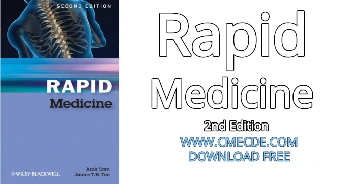Download Rapid Medicine 2nd Edition PDF Free – CME & CDE